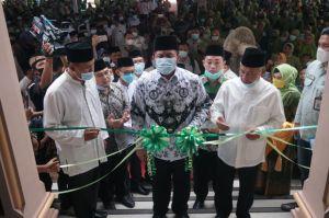 Herman Deru Resmikan Masjid Agung Taqwa Desa Nusa Bakti OKU Timur
