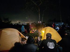 Rintis Jalur Pendakian Baru, Komunitas Jaguar Buka Camp Ground Menuju Arjuno
