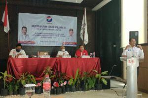 Muskerwil III DPW Partai Perindo Lampung, Jemput Kemenangan Pilkada 2020