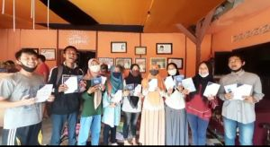 Semangat Anak-anak Muda Lumajang Tingkatkan Literasi Masyarakat