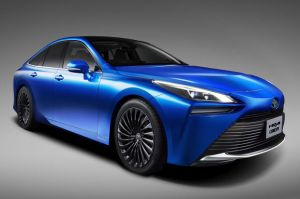 Spesifikasi Terungkap, Toyota Pakai Teknologi Tak Biasa di Mirai 2021