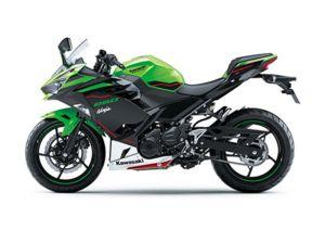 Kawasaki Ninja 250 2 Silinder 2021 Resmi Diperkenalkan