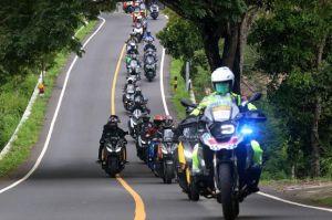 Hari Kedua Mister Aladin Road Trip Protokol CHSE Big Max Indonesia Jelajah Pulau Dewata