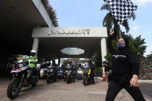 Riders Big Max Indonesia Buktikan Bali dan Lombok Sudah Siap Dikunjungi Wisatawan