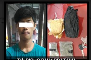 Miliki Ganja, Remaja asal Ambarawa Diamakan Polisi