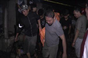Tragis Kebakaran di Polman, 2 Bocah dan 1 Remaja Tewas Terpanggang di Dalam Rumah