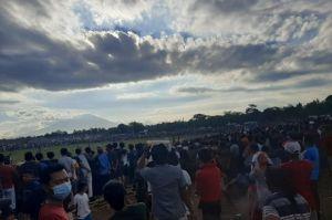 Kerumunan Massa Final Sepakbola di Serang, Wali Kota Tegur Camat Walantaka