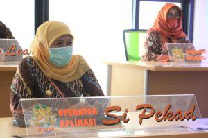 Gubernur Khofifah Dorong Penyandang Disabilitas Manfaatkan Ekonomi Digital