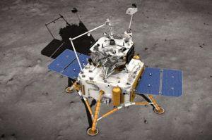 Video Ini Memperlihat Change 5 Mendarat Mulus di Bulan