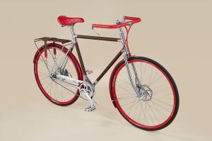 Keren, Louis Vuitton Kolaborasi dengan Maison Bikin Sepeda
