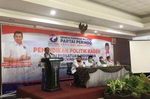 Sekjen Perindo Optimistis KoKo Menang di Pilbup Bengkulu Utara