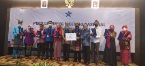DPK Muba Raih Predikat Terbaik Implementasi Program Transformasi Perpustakaan Berbasis Inklusi Sosial Tingkat Nasional