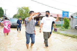 Bobby Nasution Batalkan Seluruh Agenda, Pilih Bantu Korban Banjir di Medan