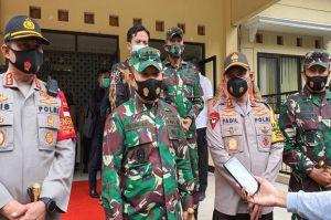 Pangdam dan Kapolda Metro Jaya Tinjau Kesiapan Pelaksanaan Pilkada Depok
