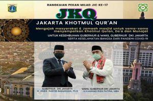 JIC Gelar Khotmul Quran dan Doa Bersama untuk Kesembuhan Anies Baswedan