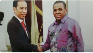 Deklarasi Presiden Benny Wenda Politik Cuci Tangan kepada Sponsor