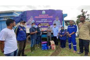 Banjir Aceh Timur, Pemerintah Aceh Salurkan Bantuan Masa Panik
