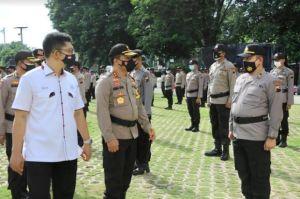 Pengamanan Pilkada Serentak, Polisi di Jateng Tak Bawa Senjata Api