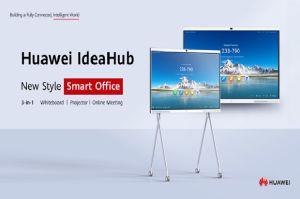 Ini Keunggulan Huawei IdeaHub untuk Dukung Aktivitas Jarak Jauh