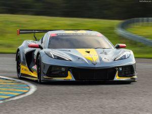 Chevrolet Corvette Sukses Jadi Mobil Sport Paling Laris di 2020
