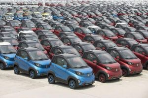 Lima Mobil yang Meluncur di Januari 2021