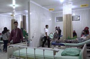 Keracunan Gas Amoniak, Puluhan Pekerja Pabrik Udang Dilarikan ke Rumah Sakit