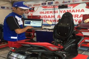 Gebrakan Yamaha di Sumatera, Lets GEAR UP di 2021 !