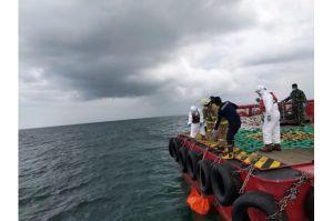 Petugas Damkar Kepulauan Seribu Temukan Mayat Bersarung di Pulau Sabira