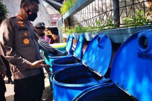Kampung Tangguh, Kapolres Jakbar: 7 Lokasi Terbukti Efektif Menanggulangi Covid-19