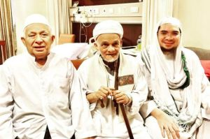 Innalillaah! Ulama Besar Kelahiran Aceh Habib Muhammad Al-Athas Meninggal Dunia