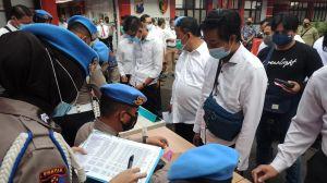 Tak Layak Pakai, Bid Propam Sita 26 Senpi Anggota Ditreskrimum Polda Jatim