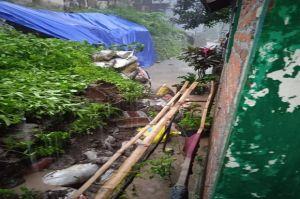 Hujan Lebat, Kota Malang Diterjang Banjir dan Longsor, 1 Orang Hilang