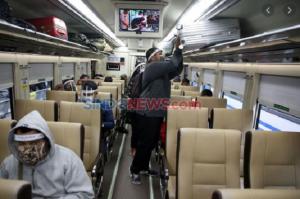 Jalur Stasiun Brumbung-Tanggung Sudah Bisa Dilintasi Kereta Api