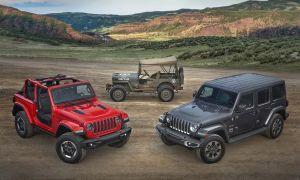Jeep, Mobil Amerika yang Paling Sukses Bertahan di Jepang