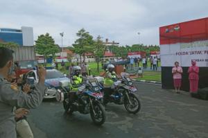 Polda Jatim Kirim 25.165 Paket Bantuan untuk Korban Bencana Alam di Kalsel dan Sulbar
