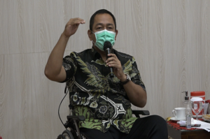 Kasus COVID-19 Masih di Atas 1.000, Ini Penjelasan Wali Kota Semarang
