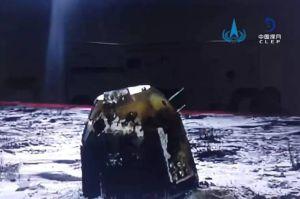 Teliti Sampel Batu Bulan, China Membuka Diri untuk Ilmuwan Asing