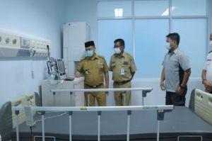 Besok, Rumah Sakit COVID-19 Bangka Belitung Beroperasi