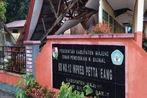 Kemendikbud Data 103 Sekolah Rusak Akibat Gempa di Sulbar