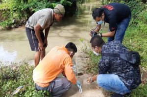 Mayat Bayi Diduga Hasil Hubungan Gelap Ditemukan Warga Tasikmalaya di Selokan