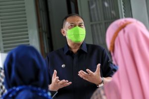 Kasus COVID-19 Terus Naik, Wali Kota Bandung Minta Warganya Batasi Aktivitas