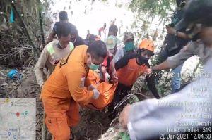 Hanyut di Sungai, Perempuan Lansia Ditemukan Tewas di Sungai Gandong Bojonegoro