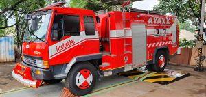 Wow, Biaya Bikin 1 Unit Mobil Pemadam Kebakaran Bisa Mencapai Rp30 Miliar!