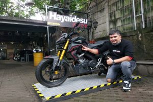 Shayaidesu Fokus Produk Body Protector untuk Motor Sport