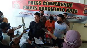Gara-gara Sakit Hati, Pria di Gorontalo Bunuh Mantan Istri dan Aniaya Suami Baru