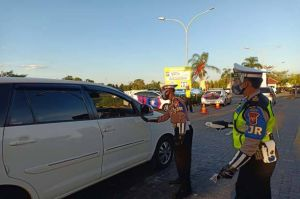 Viral, Truk Kejaran-kejaran dengan PJR di Jalan Tol, Ini Kronologisnya