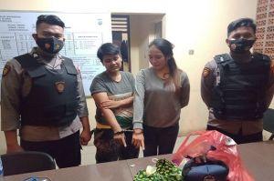 Bawa Sabu ke Suami yang Sedang Ditahan, Istri Diamankan Petugas Jaga Polrestabes Medan