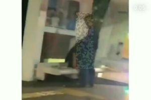 Tak Punya Urat Malu, Polisi Buru Sepasang Kekasih yang Berbuat Asusila di Halte Kramat Raya