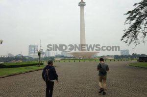 BMKG Prediksi Cuaca Ibu Kota Jakarta Sepanjang Hari Ini Cerah Berawan