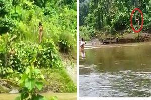 Beredar Video Suku Togutil di Halmahera Maluku Utara Serang Warga dengan Panah